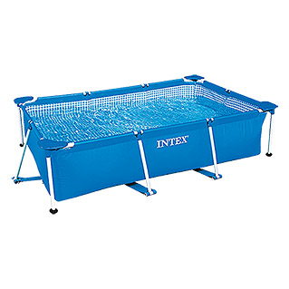Intex Piscina Frame Pool Set Family (260 x 160 x 65 cm, 2.282 l)