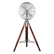 proklima standventilator tripod h he 125 cm durchmesser 40 cm leistung 45 w max. Black Bedroom Furniture Sets. Home Design Ideas