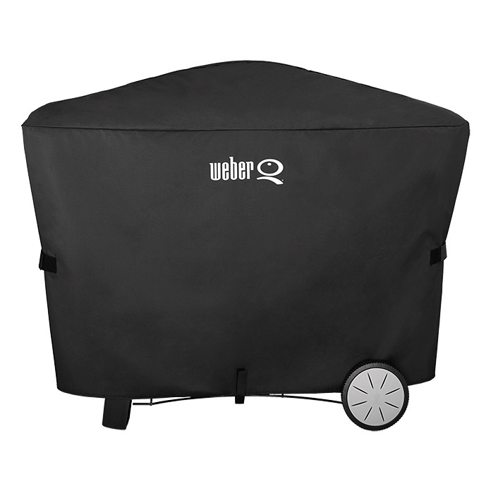 abdeckhaube weber grill weber 7150 grill cover with. Black Bedroom Furniture Sets. Home Design Ideas
