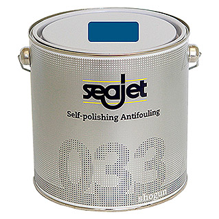 SeaJet Antifouling 033 Shogun (750 ml, Blau)