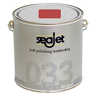 SeaJet Antifouling 033 Shogun (750 ml, Rot)