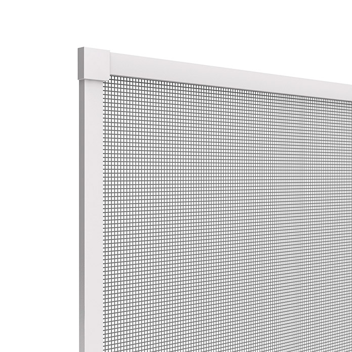 IS-ALU-TÜR 100x215cmWEISS              EASYLINE