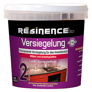 RESINENCE VERSIEG.  250 ml DECO LACKEFF.