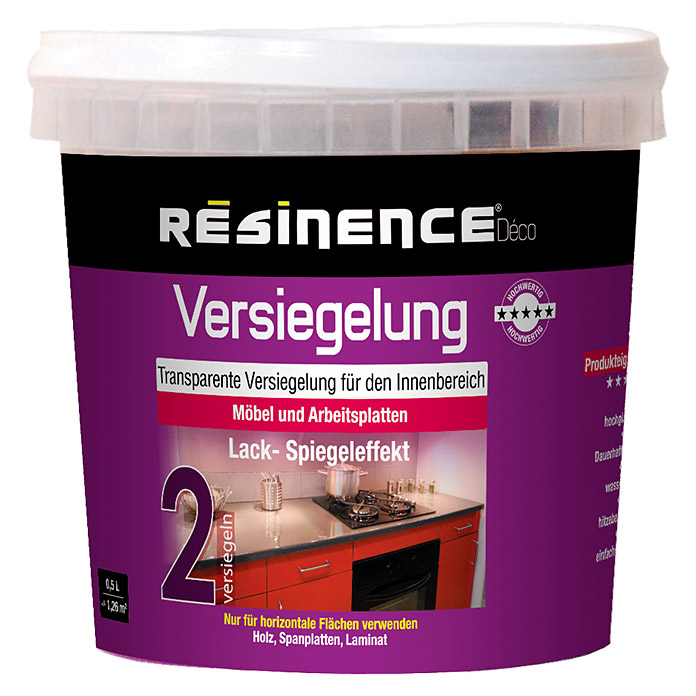RESINENCE VERSIEG.  500 ml DECO LACHEFF.