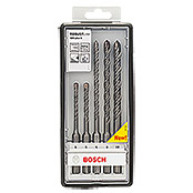 SDS-PLUS SET, 5-TLG.5-10 mm             BOSCH