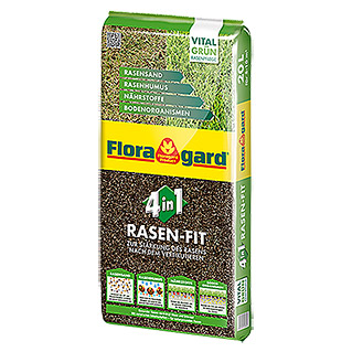 Floragard Rasen-Fit 4 in 1