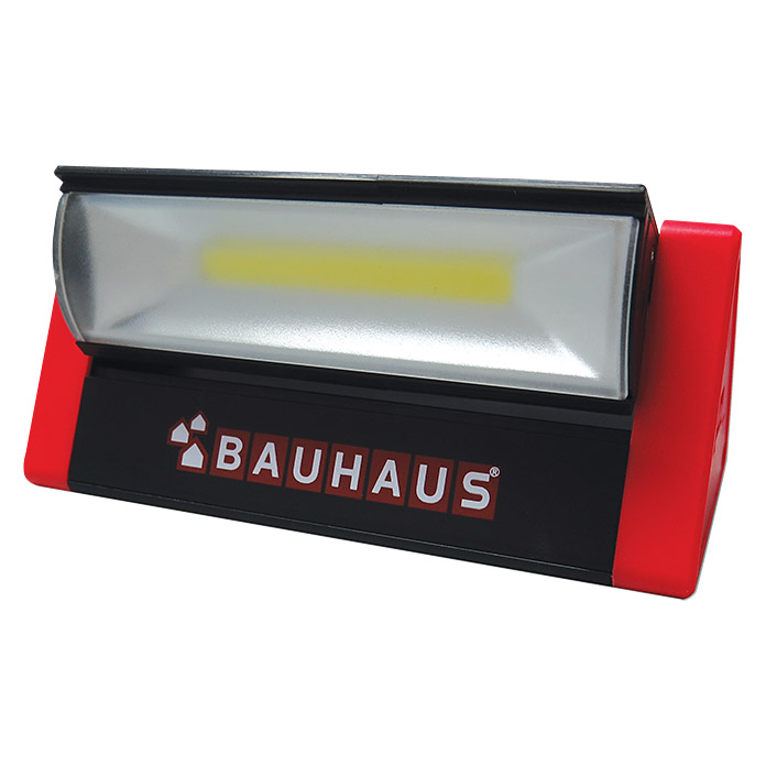 bauhaus mobiles led licht dreieck 180 lm 240 drehbar. Black Bedroom Furniture Sets. Home Design Ideas