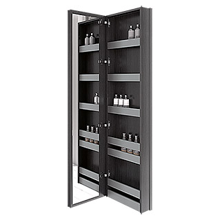 Camargue Aurinia Kofferschrank  (Links)