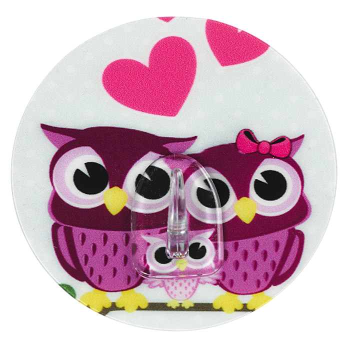 Klebehaken Stick It (Owles in Love 3D)