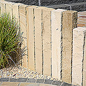 SANDSTEIN NATUR 12x12x50cm INDIAN SUMMER PALISADE