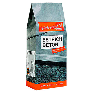 Quick-Mix Estrichbeton (10 kg, Chromatarm)