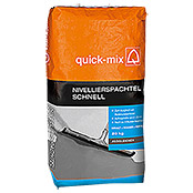 NIVELLIERSPACHTEL   2-30mm        20kg  QUICK MIX