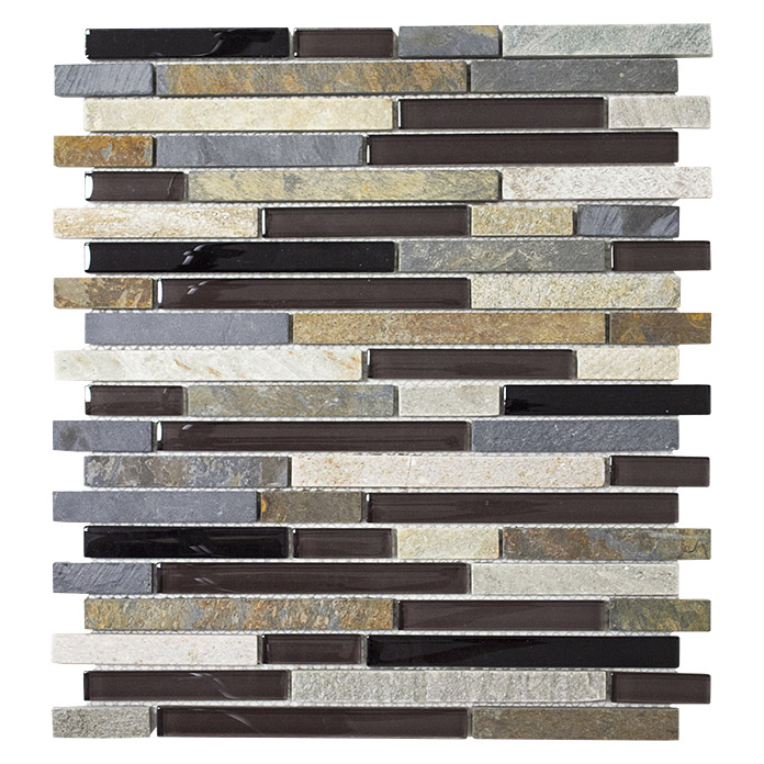 Mosaikfliese Crystal Mix  XCM MV788