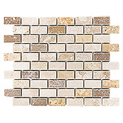 .BRICK TRAVERTIN MIXTUMBLED XNT 46474