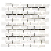 .BRICK BOND DIAMOND UNI WEIß  CBW 104