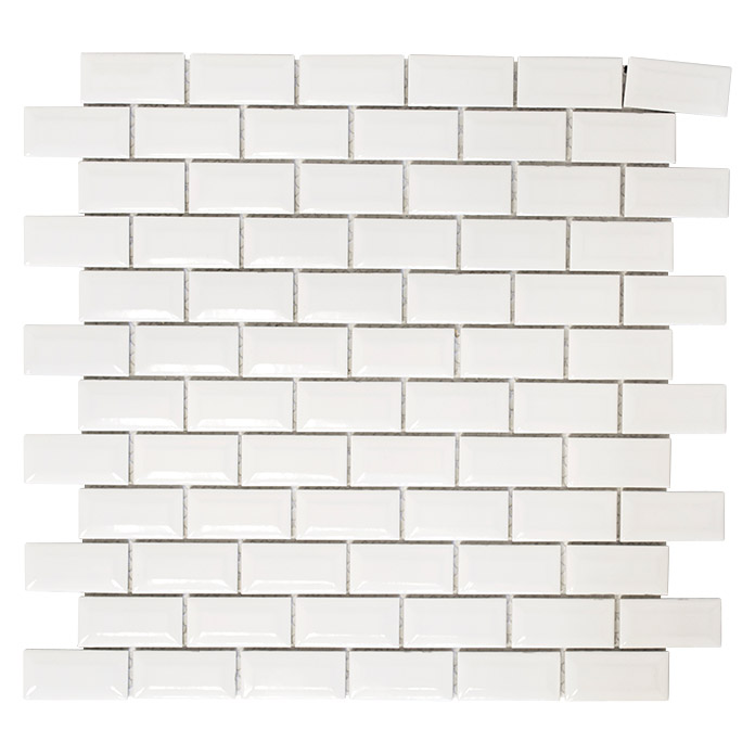 Mosaikfliese Brick Bond Diamond CBW 104