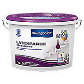 MIX LATEXFARBE  10 lBASIS 1 SEIDENGLANZ SWINGCOLOR