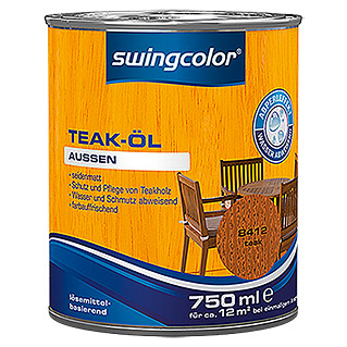 swingcolor Teak-Öl  (750 ml)