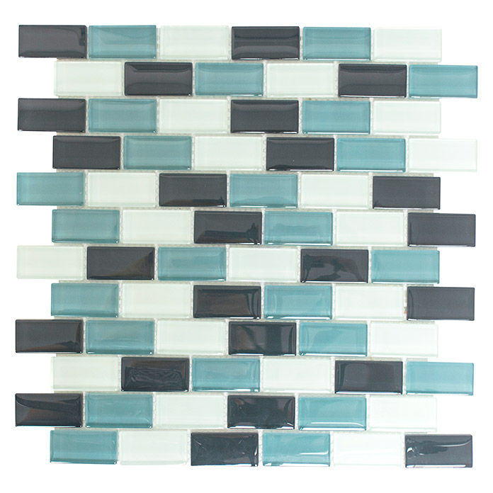 .BRICK CRYSTAL MIX GRAU XCM B825