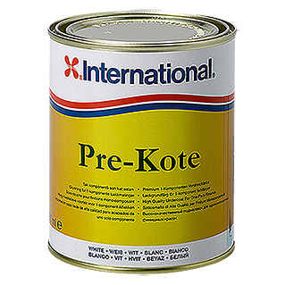 International Vorstreichfarbe Pre-Kote (Weiß, 750 ml, Matt)
