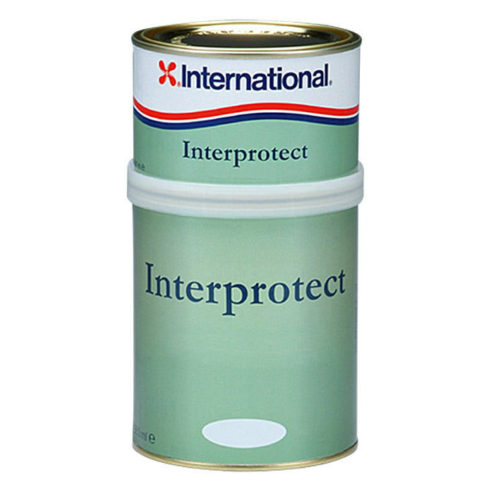 International Grundierung Interprotect (Grau, 750 ml, Matt) -