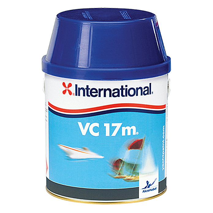 International Antifouling VC 17m (Graphit, 750 ml)