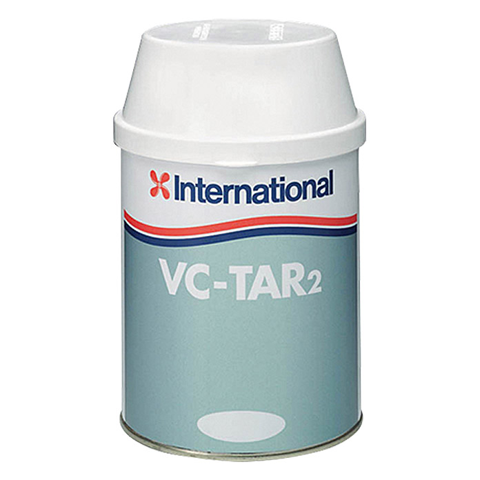 International Grundierung VC-Tar 2 (Weiß, 1 l) -