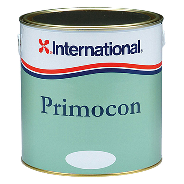 International Grundierung Primocon (2,5 l, Grau) -
