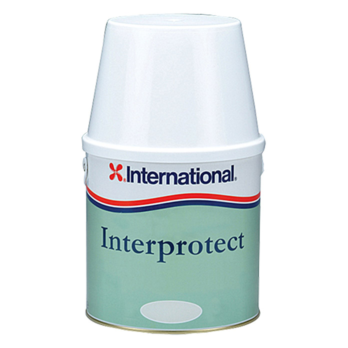 International Grundierung Interprotect (Weiß, 2,5 l, Matt) -