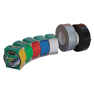 Duck Tape (Weiß, 5 m x 50 mm)