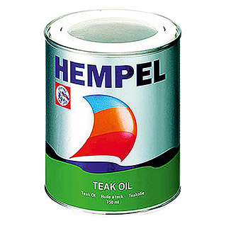 Hempel Teak-Öl (750 ml, Transparent)