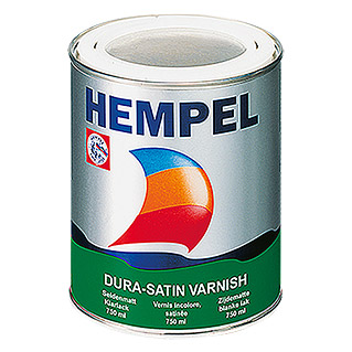Hempel Dura-Satin Varnish  (375 ml)
