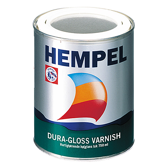 HEMPEL DURA-GLOSS   VARNISH 750 ml