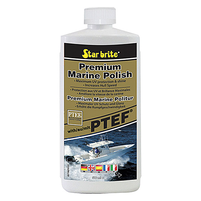 Star brite Premium Marine Polish  (473 ml)