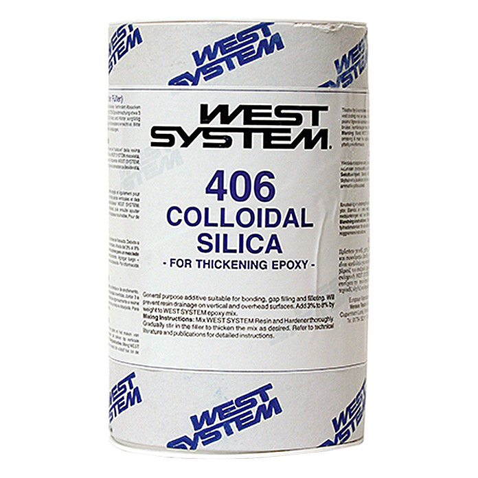 West System Quarzmehl Colloidal Silica  406