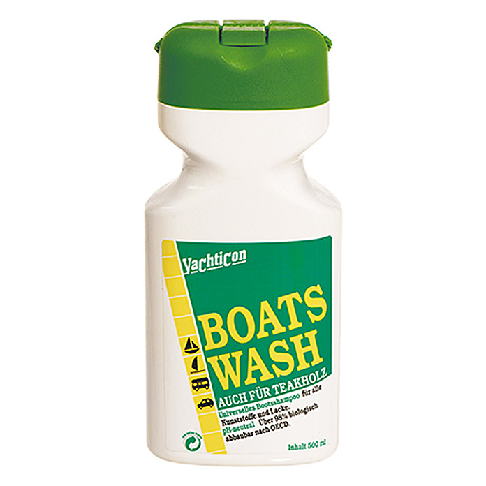 Yachticon Bootsreiniger Boats Wash (500 ml)