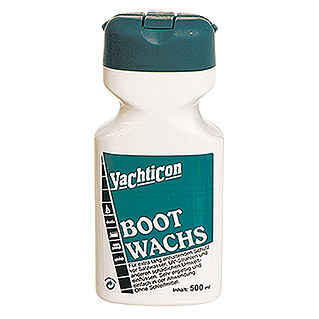 Yachticon Bootswachs (Wachs, 500 ml)