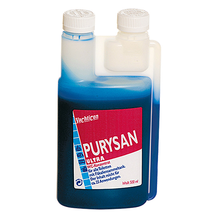 Yachticon WC Konzentrat Purysan Ultra (500 ml)