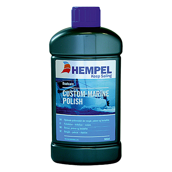HEMPELS CUSTOM      MARINE POLISH 500ml