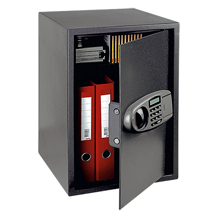 Möbeleinsatztresor Security Box BH 4C (36 x 35 x 52 cm, Volumen: 53,8 l)