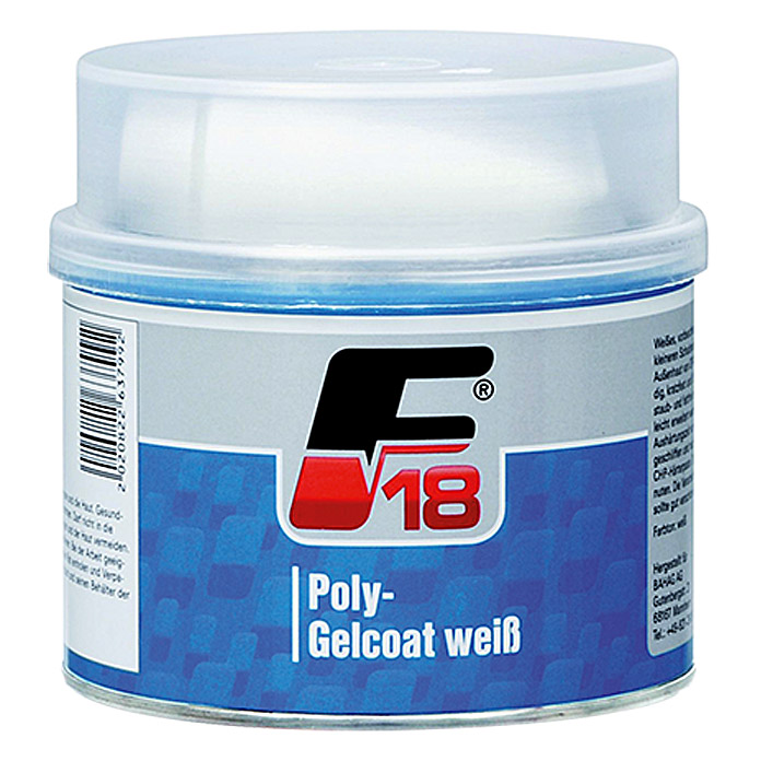 F18 Poly-Gelcoat