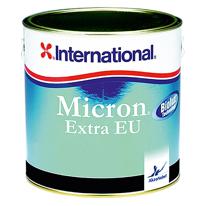 International Antifouling Micron Extra EU (2,5 l, Blau)