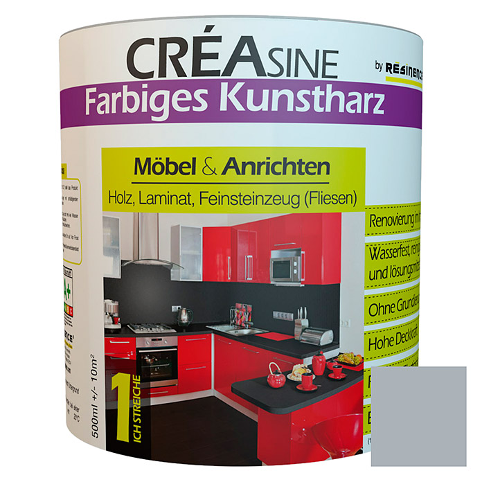 CREASINE 500 ml     ALU