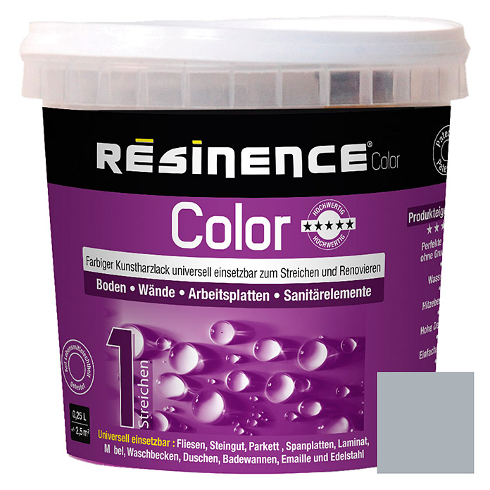 RESINENCE COLOR     250 ml ALU