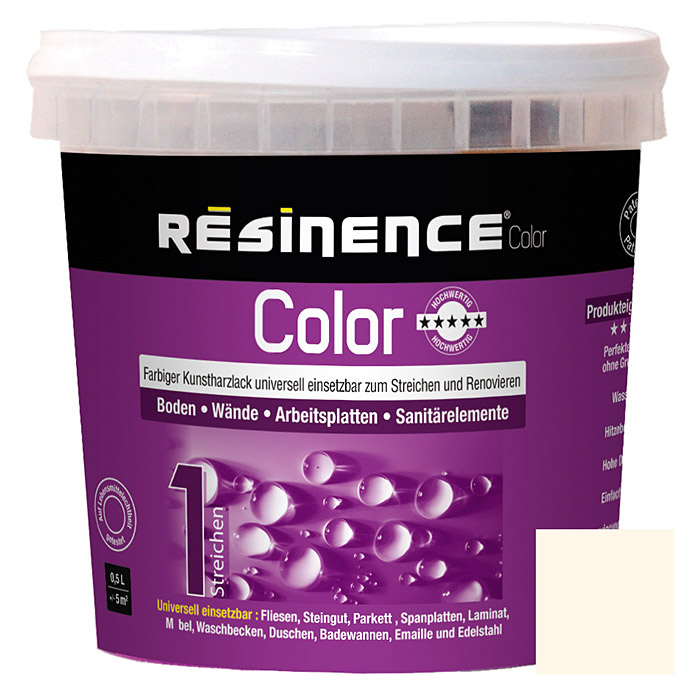 RESINENCE COLOR     500 ml MILCHIG