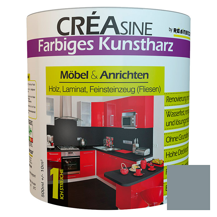 CREASINE 500 ml     PERLGRAU