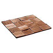 WOOD COLLECTION     QUADRO MOCCA WANDVER