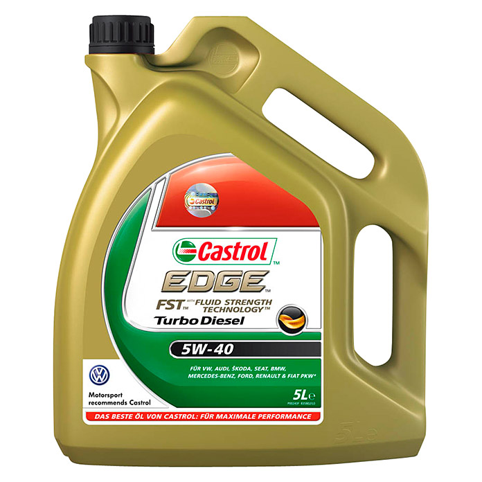 Castrol Motoröl Edge Turbo (5 l)