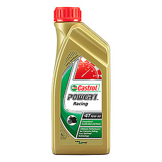 Castrol Power 1 Racing Motoröl (10W-50, 1 l)