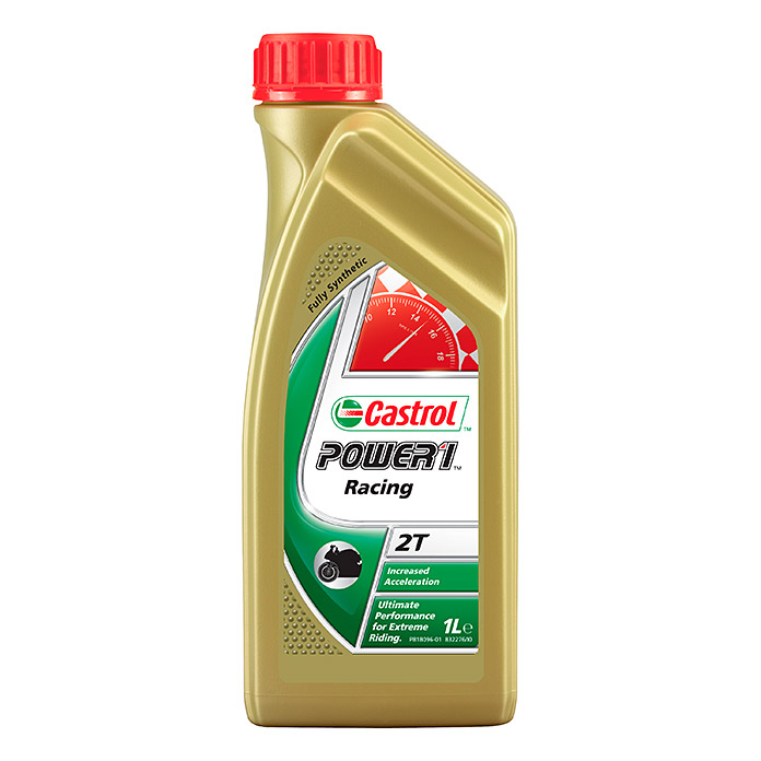 Castrol Power 1 Racing Motoröl 2T